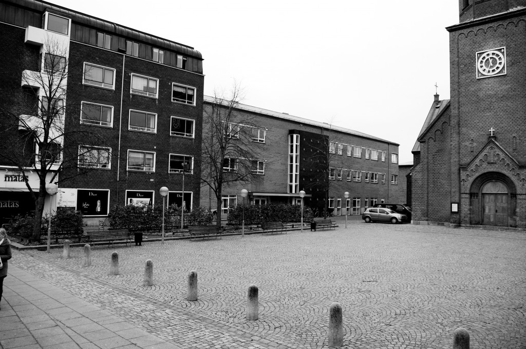 Silkeborg torv