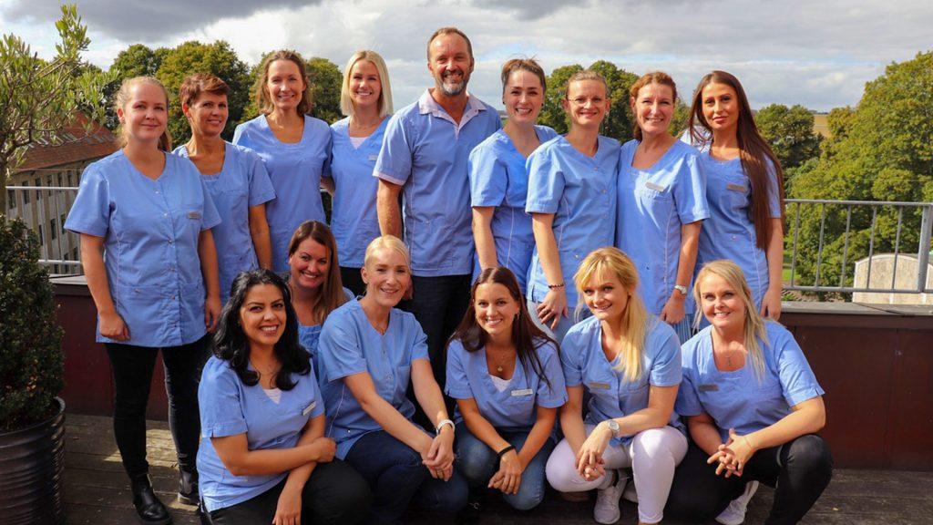 Min Tandtekniker Teamet